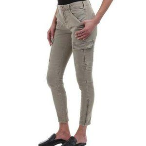 J Brand   Houlihan Mid Rise Skinny Cargo Pants